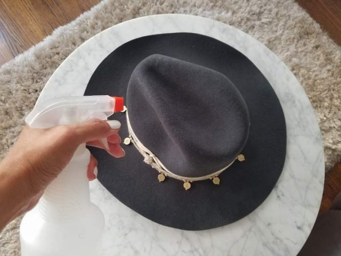 How to Stretch a Hat