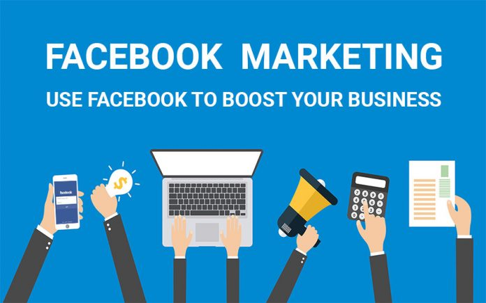 Using Facebook for Social Media Marketing