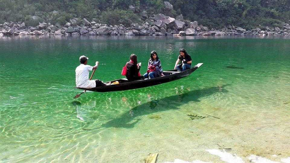 Umngot River, Dawki