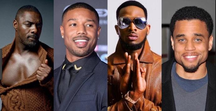 Handsome Black Men In The World