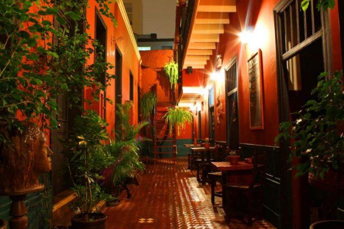 Hostel in Lima