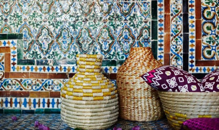Beautiful Woven Baskets