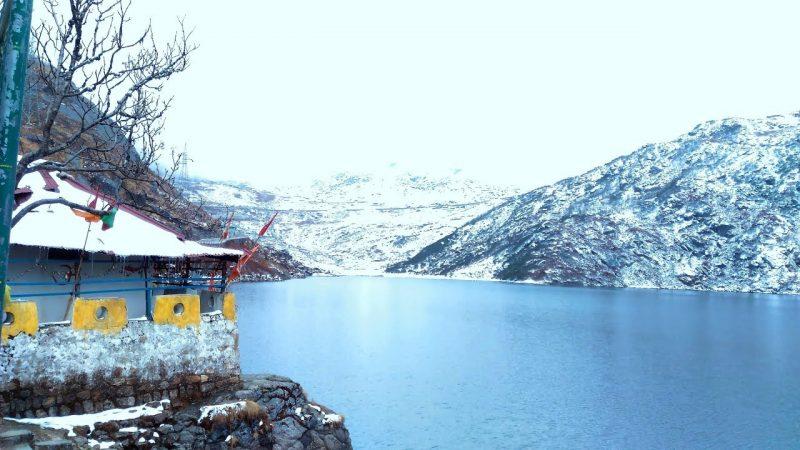 Tsomgo or Changu Lake