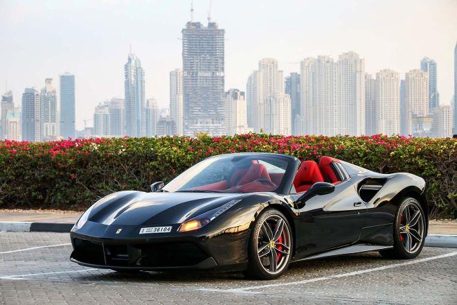 Rent a Car in Dubai