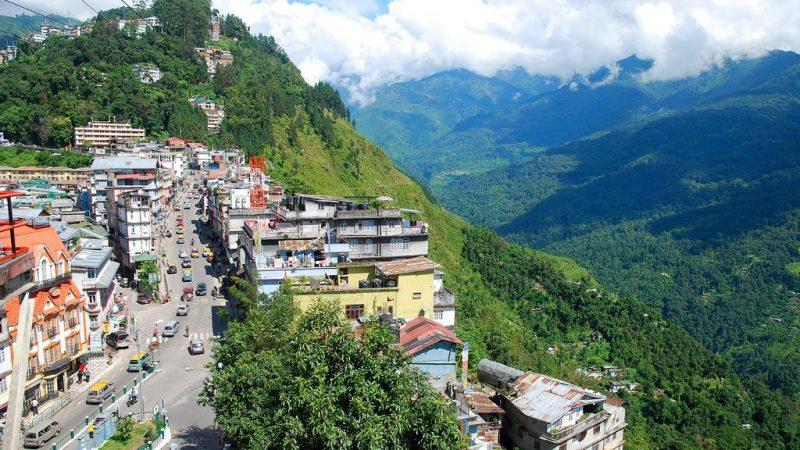 Gangtok of Sikkim