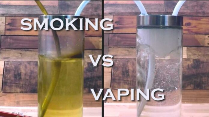 The Difference Between a Vape and A Smoke