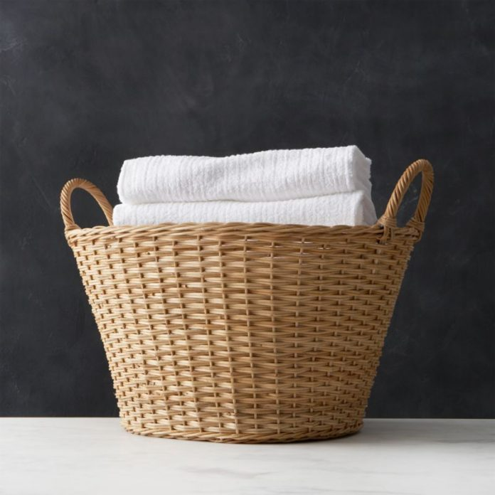Using Laundry Baskets