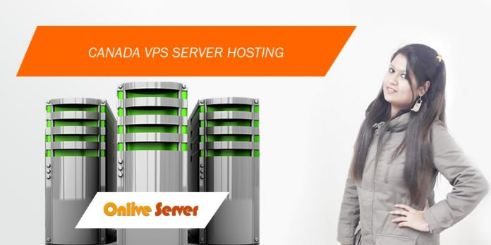 Improve business professionally by using Canada VPS Hosting