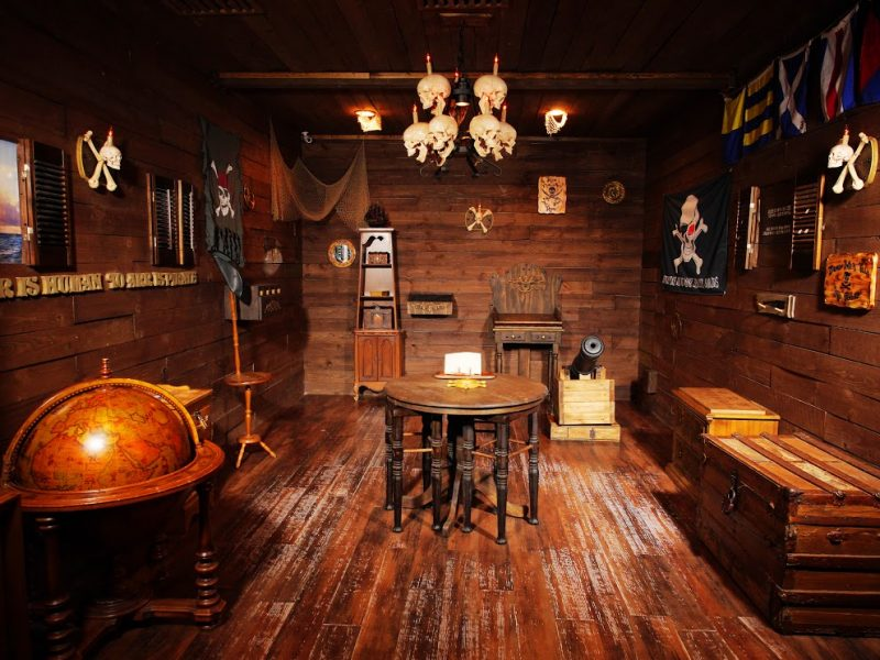 Hungarian Games | Escape Rooms in Dubai | Challenge Yourself