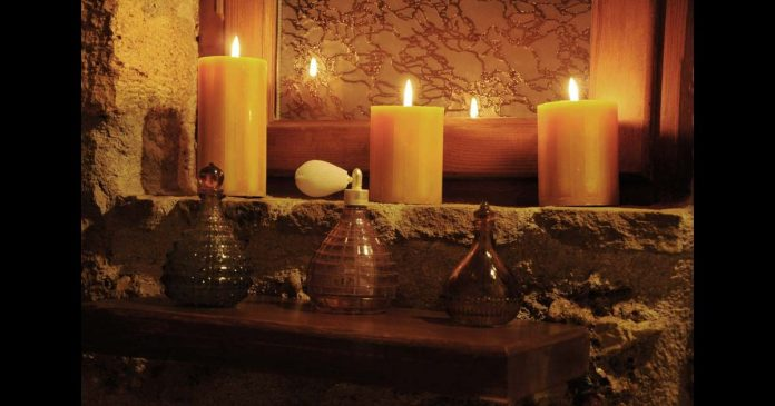 Armonia - Candle Massage