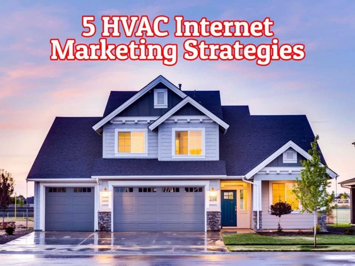Marketing tips for a HVAC Industry
