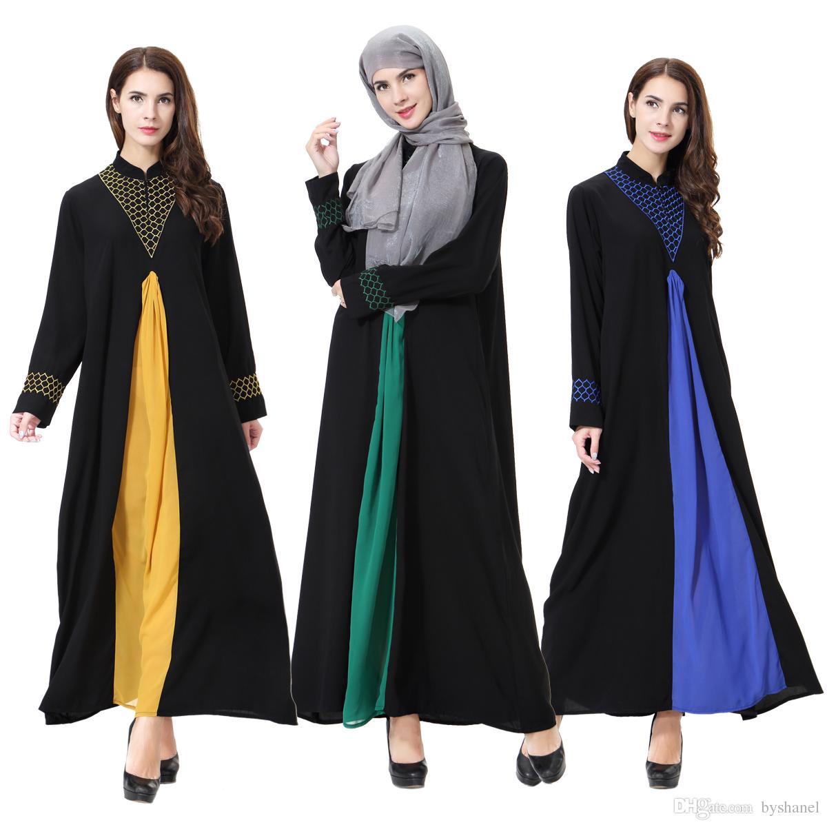 Dubai Women Love To Buy Abaya In Black Color