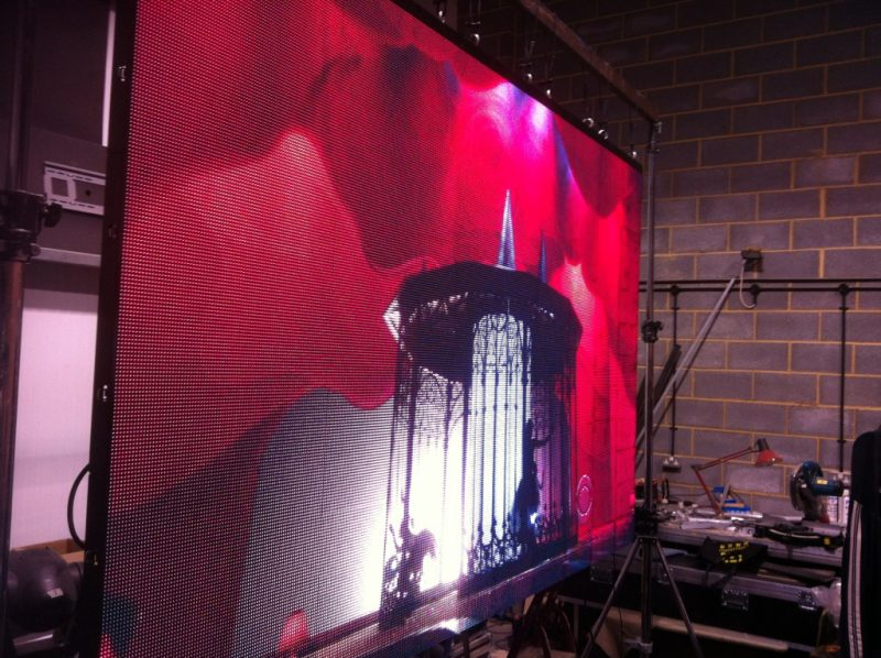 How Large LED Screen Can Make Event Best? ApzoMedia