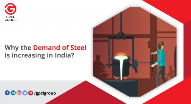 Demand of Steel