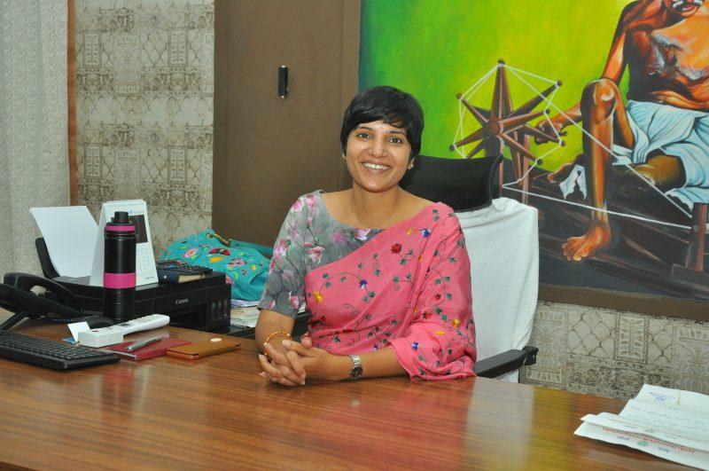Ms. Hari Chandana Dasari