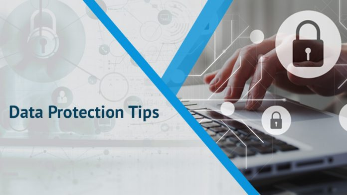 DATA PROTECTION TIPS 2019