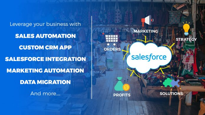 Salesforce CRM Development