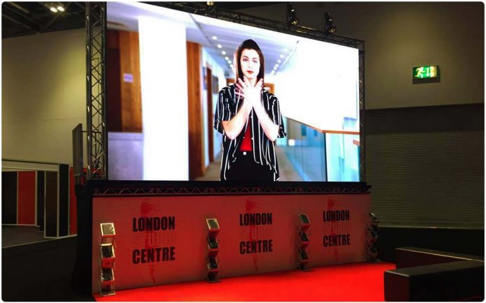 Hire An LED Screen