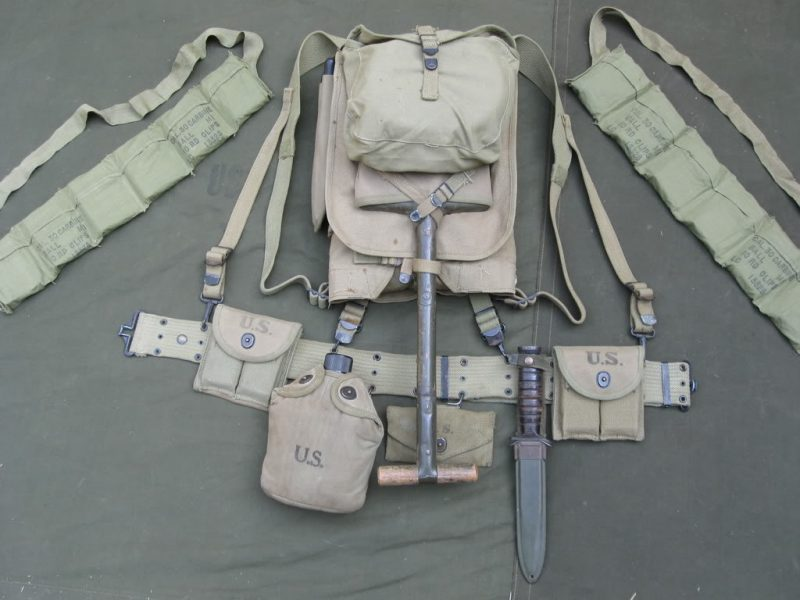You Won't Believe How Easy It Has Become to Buy WW2 US Field Gear