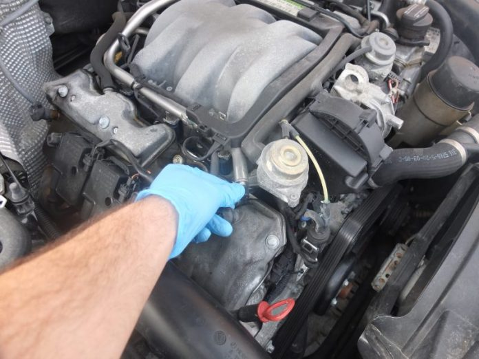 Mercedes Vito Fuel Filter
