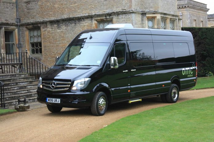 Minibus Hire With Driver in UK