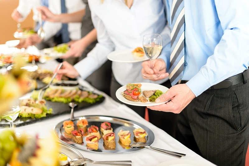 Hire Cheap Office Meeting Catering