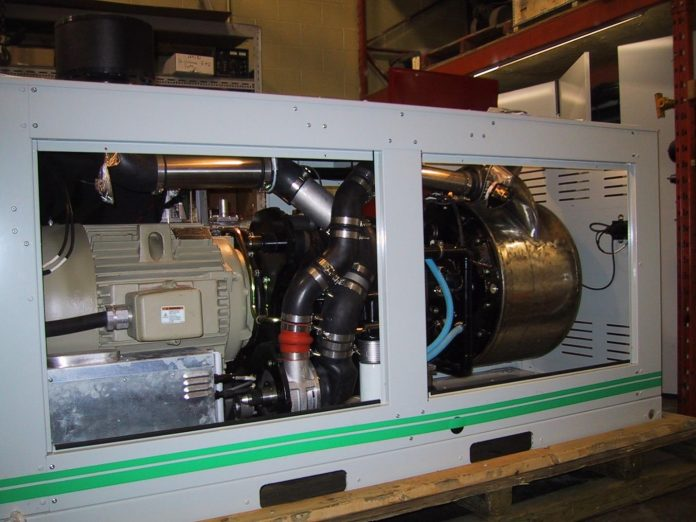 Air Cooled Standby Generators