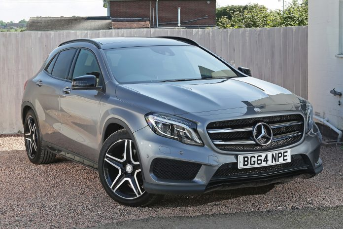 second hand Mercedes