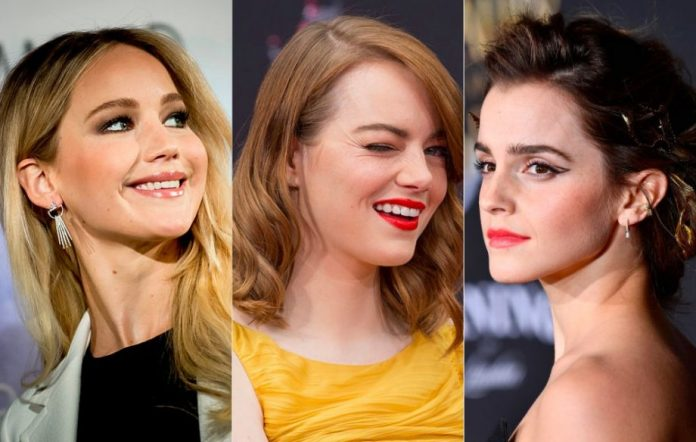 Top 10 Highest Paid Hollywood Actresses In 2019