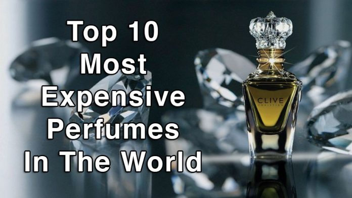 Expensive Perfume Brands