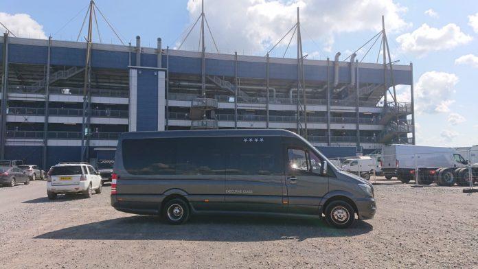 Executive Minibus Hire