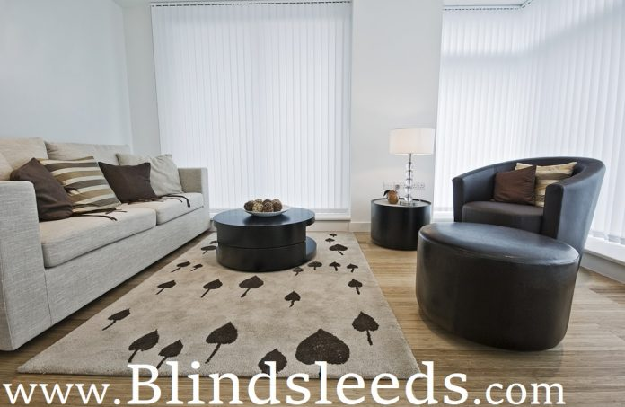 Why There is Huge Demand For Vertical Blinds Leeds