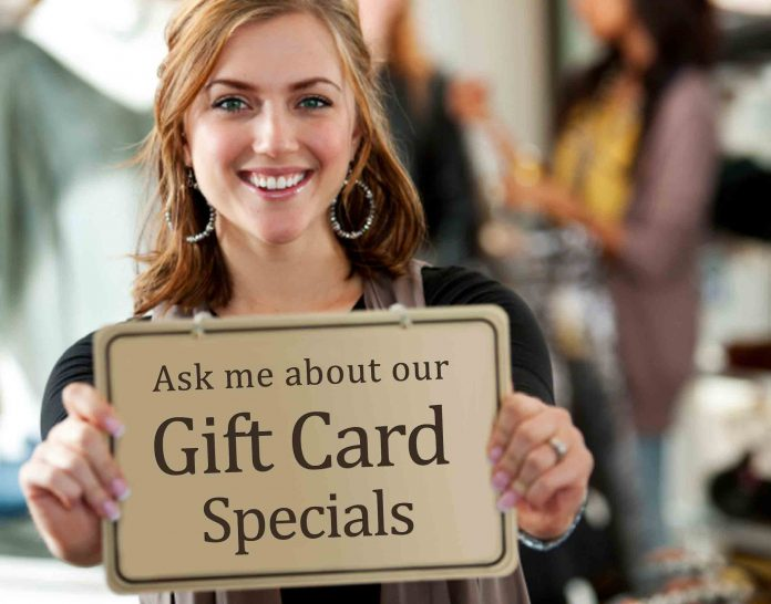 Gift Cards- Best Tool To Build The Customer Loyalty