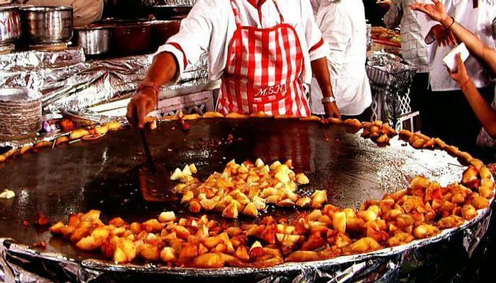 Delhi, Food Capital of India