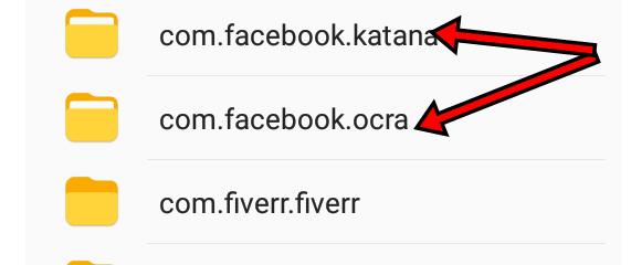 Katana folder