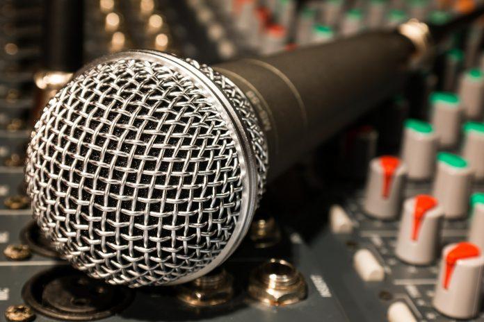 Audio visual (AV) equipment hire London