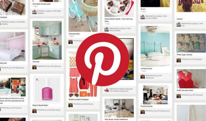 Pinterest influencer network