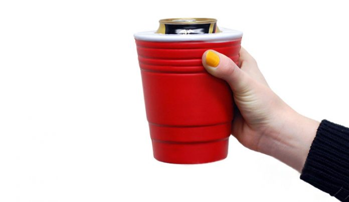 solo cup koozies