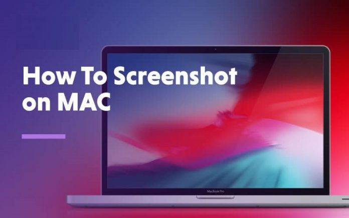 A Complete Guide to Take Screenshot on a MAC