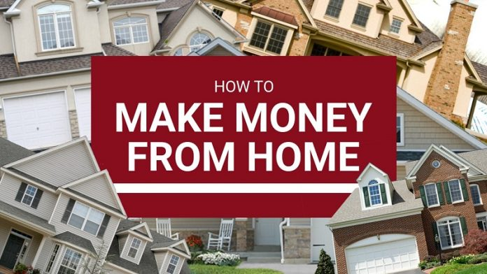 Smart Ways to Make Money from Home in 2020