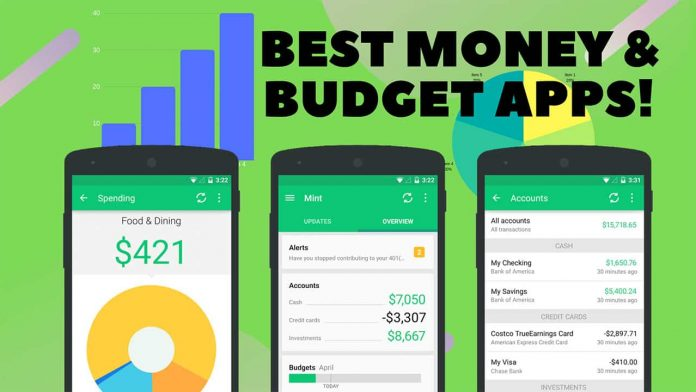 Mobile Budgeting Apps