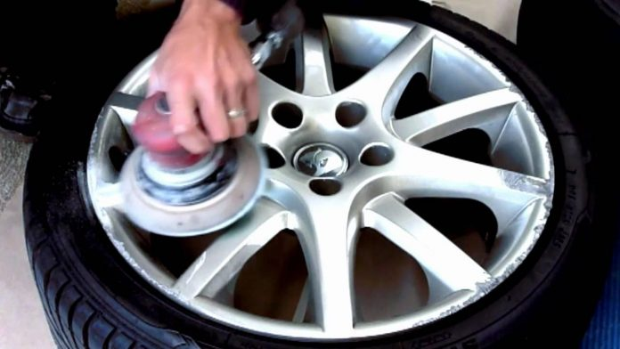 Alloy Wheel Repair Service
