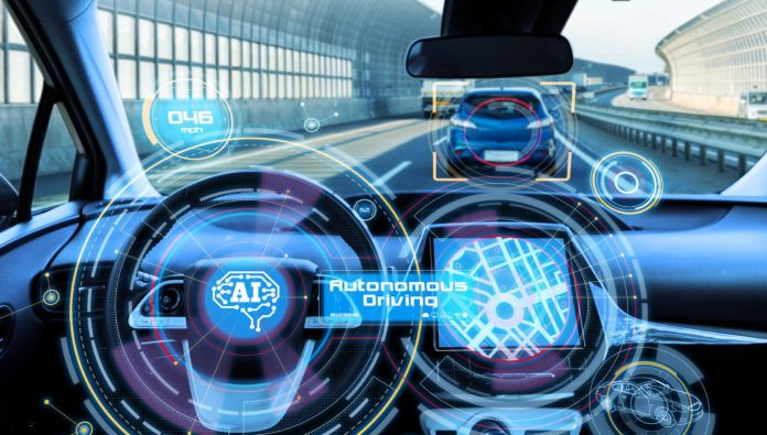 Artificial Intelligence in Cars Powers