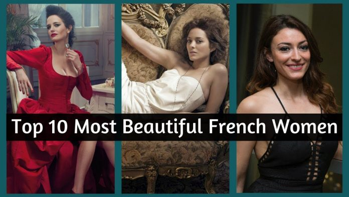 Beautiful French Women