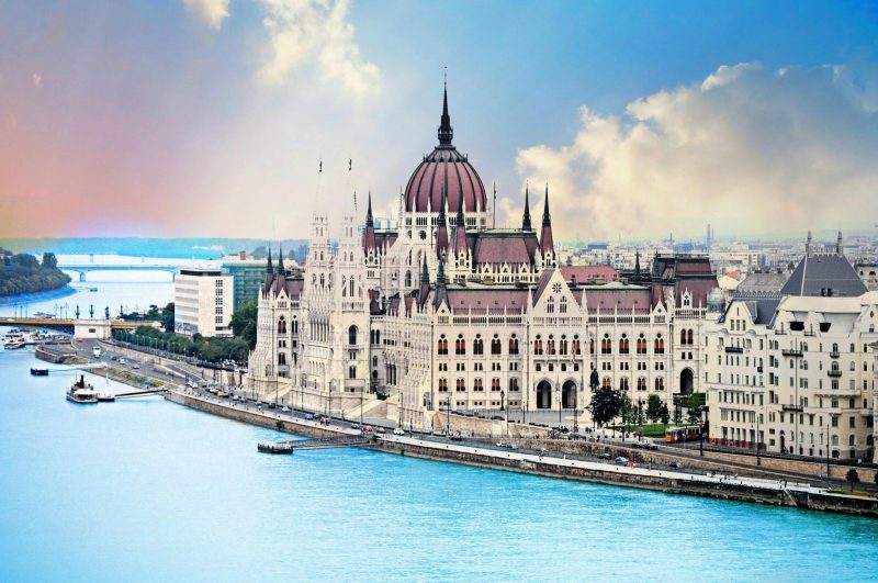 Budapest – Getaway For Relaxation