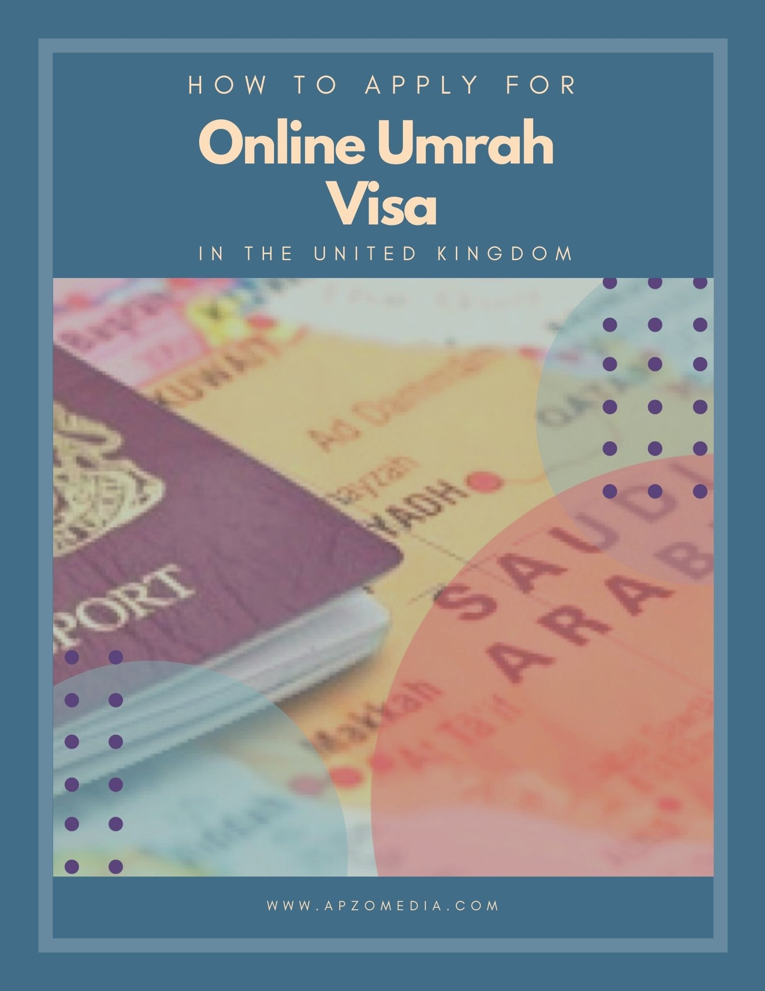 How to Apply for Online Umrah Visa in the United Kingdom