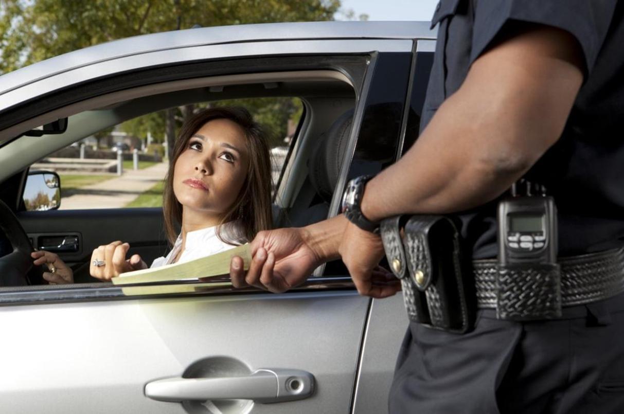 Traffic violation lawyer