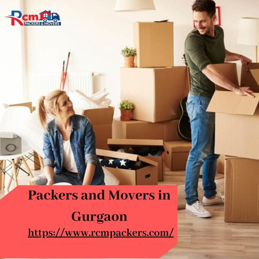 RCM packers & movers