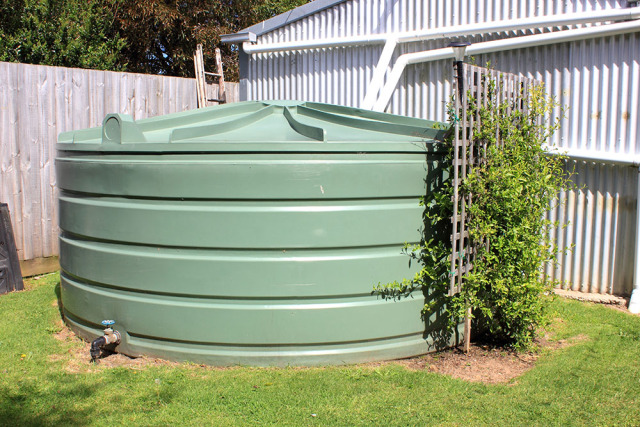Rain Water Tanks vs. Stainless Steel Tanks