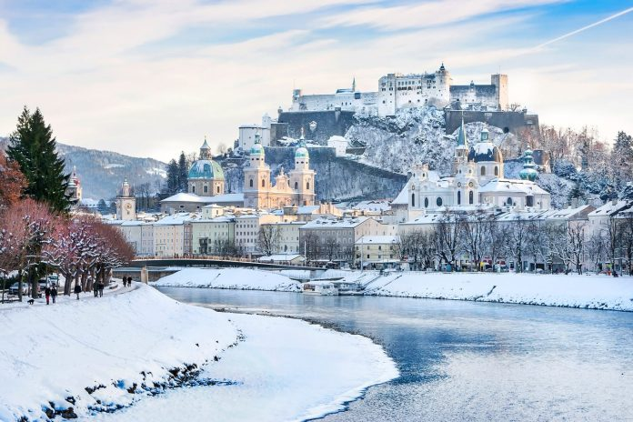 Best Places to visit in Europe in winter!